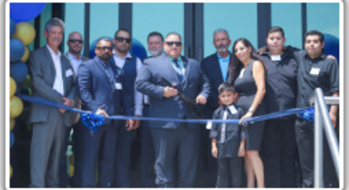 Local 92 dedicates new training center to Oscar Davila
