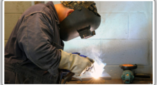 Welding training gets boost from Canadian government