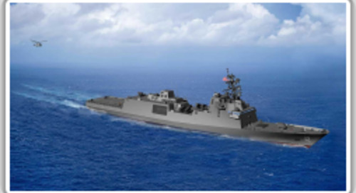 Fincantieri Marinette Marine lands $800 million U.S. Navy contract