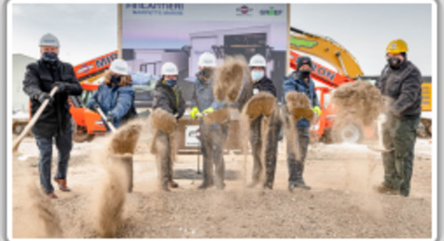 Fincantieri Marinette Marine breaks ground in prep for big work