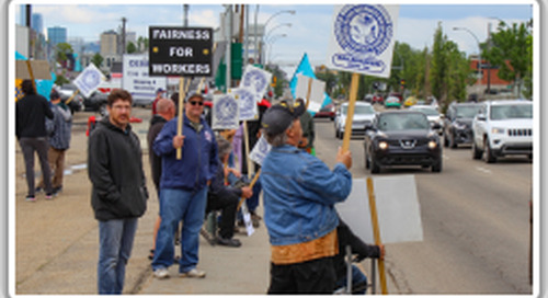 Local 146 Boilermakers locked out at CESSCO