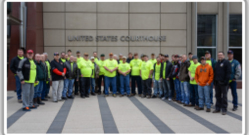 Victory: Settlement reached from 2014 Terex ruling