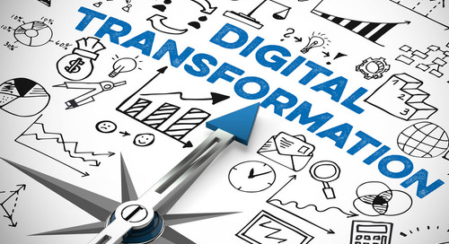 Digital Transformation Trends for 2018: Breaking Down Monolithic Structures