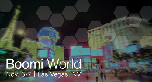 Boomi World 2018 Showcasing Enterprise-Ready Integration for the Fortune 1000