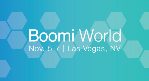 The Cloud Integration Event of the Year: Boomi World 2018