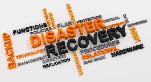 When Disaster Strikes…Cloud Integration Supports Resilient Utility and Government Systems