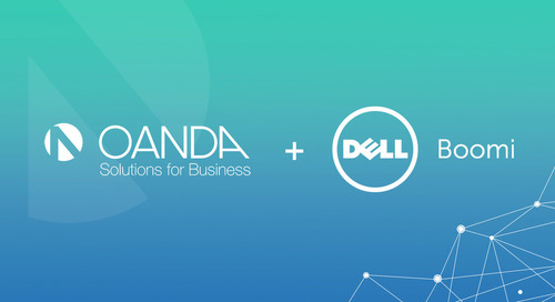 Boomi Providing Easy Access to Accurate and Reliable OANDA FX Data for Major ERPs