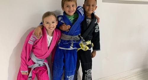 Bully Proof Your Child with Brazilian Jiu-Jitsu
