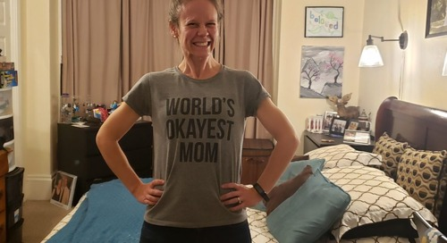 Power Poses for Moms