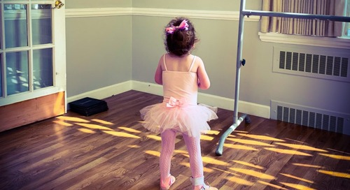 Enrolling My Daughter in Dance Was the Best Decision I've Made as a Parent (and Not for the Reasons You Think!)
