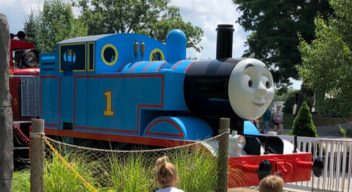 So Your Child Is Obsessed With Thomas and Friends