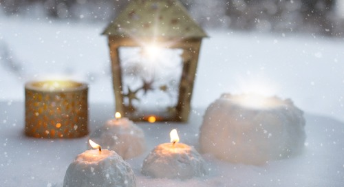 Staying Calm and Present This Holiday Season