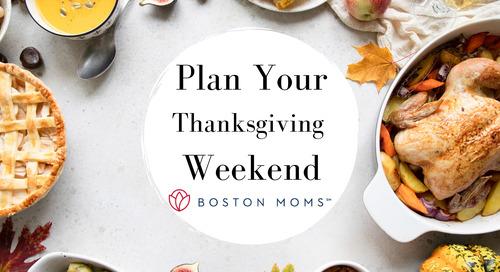 Plan Your Thanksgiving Weekend :: November 29–December 1