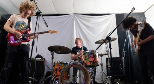 Noise-pop band Upper Wilds to play Hassle Fest 10