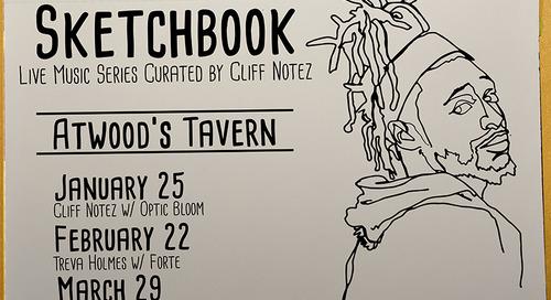 BIG 3 MUSIC: Sketchbook