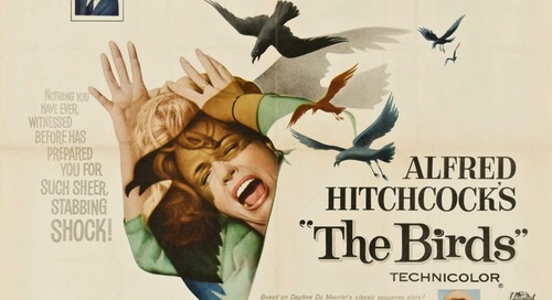 The Birds (1963) dir. Alfred Hitchcock