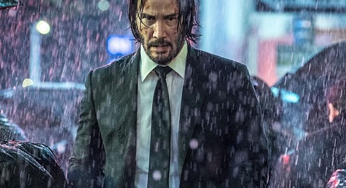 REVIEW: John Wick: Chapter 3 – Parabellum (2019) dir. Chad Stahelski