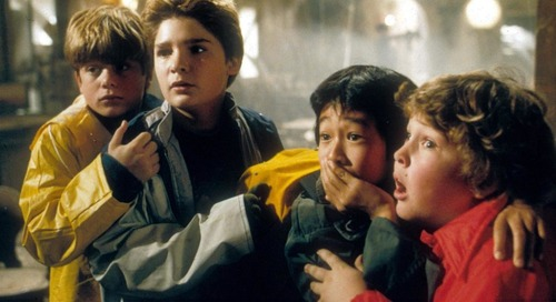 The Goonies (1985) dir. Richard Donner