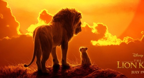 REVIEW: The Lion King (2019) dir. Jon Favreau