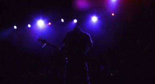 Went There: We Were Promised Jetpacks @ The Sinclair