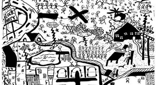 Milkshaw Benedict – A Boston Block Party
