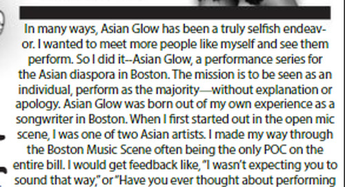 Boston Compass #114: Big 3 Music // Asian Glow