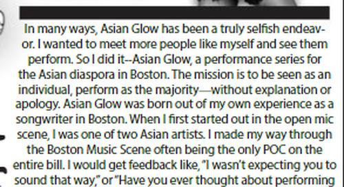 Boston Compass #114: Big 3 Music // Asian Glow