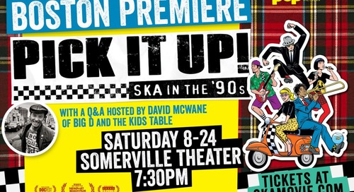 INTERVIEW: Director Taylor Morden on 'Pick It Up! Ska in the '90s'