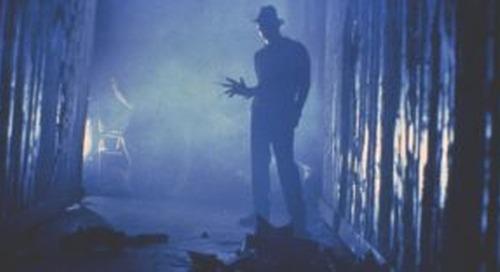 A Nightmare on Elm Street (1984) dir. Wes Craven
