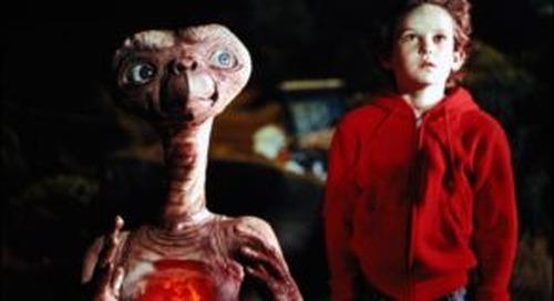E.T. the Extra-Terrestrial (1982) dir. Steven Spielberg