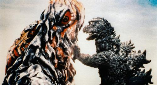 Godzilla vs. Hedorah (1971) dir. Yoshimitsu Banno