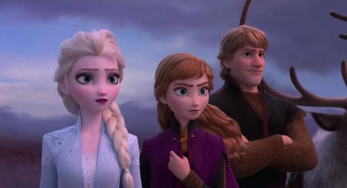 Review: Frozen II (2019) dir. Chris Buck & Jennifer Lee