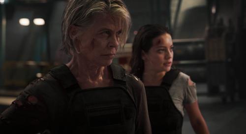 REVIEW: Terminator: Dark Fate (2019) dir. Tim Miller