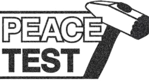An Interview w/ Peace Test