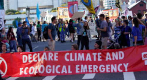 Five-ish Questions with Extinction Rebellion