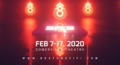 A few questions for Leandra Sharron of Boston Sci-Fi ahead of their 45th annual 24 hour movie marathon!