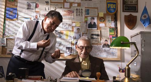 SUNDANCE REVIEW: The Mole Agent (2020) dir. Maite Alberdi