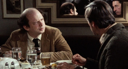 CINEMA QUARANTINO: My Dinner with Andre (1981) dir. Louis Malle