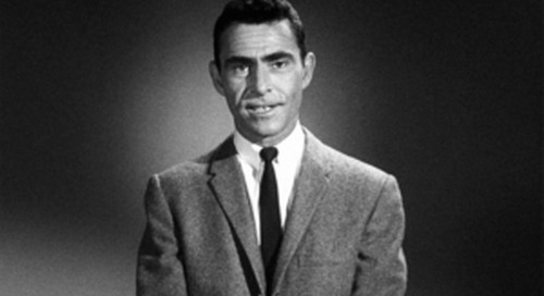 HORRORLAND: The Prophetic Mind of Rod Serling