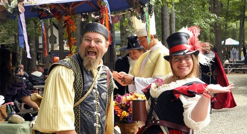Discount Tickets & Coupons for King Richard's Faire in Carver