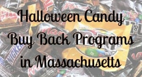 Halloween Candy Buy Back Programs