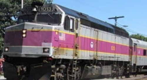 The $10 Commuter Rail Weekend Pass is Back