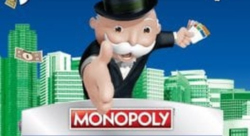 Rare Monopoly Pieces at Shaw's for 2019