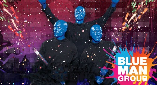 Don't Miss Half-Off Tickets to Blue Man Group at The Charles Playhouse