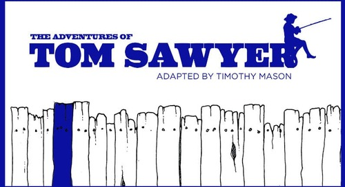 Get Half-Off Tickets to a Live Performance of The Adventures of Tom Sawyer