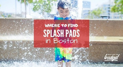 Where to Find the Best Splash Pads in Boston