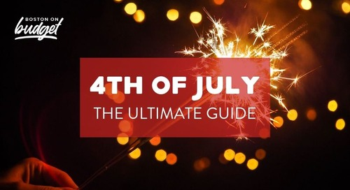 The Best Boston 4th of July Fireworks, Parades, and Celebrations