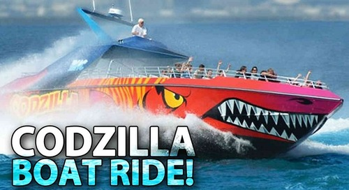 Codzilla Boston Discount Tickets & Coupons: How to Save
