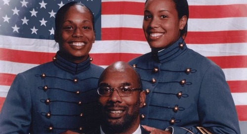 West Point Dad Overcomes Cancer During COVID-19