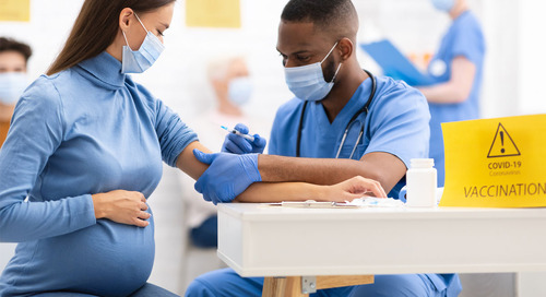 Should You Get a COVID-19 Vaccine if You're Pregnant or Breastfeeding?